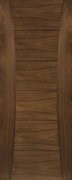 Deanta Pre-Finished Walnut Pamplona Door
